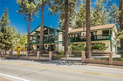 Big Bear Single Family Home For Sale: 39514 N Shore Drive