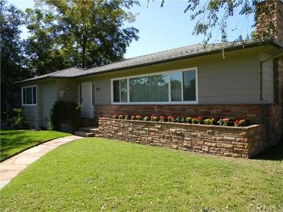 San Gabriel Single Family Home For Sale: 6581 N. Vista