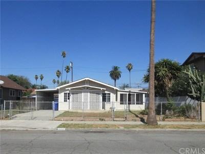 Pomona Single Family Home For Sale: 835 W 7th Street