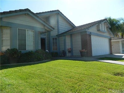 Corona Single Family Home For Sale: 13368 January Court