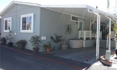 San Clemente Mobile Home For Sale: 111 Shell Drive