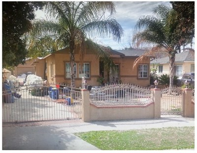 Corona Single Family Home For Sale: 712 W 10th Street