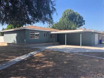 Pomona Single Family Home For Sale: 11280 S Dorset Avenue