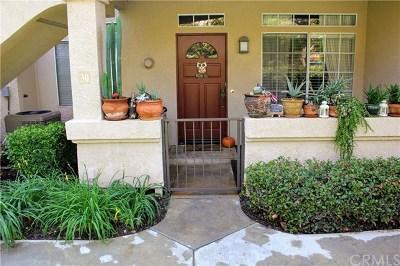 Rancho Santa Margarita Condo/Townhouse For Sale: 30 Leonado