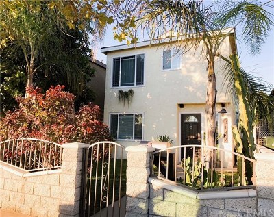 Downey Single Family Home For Sale: 8147 Gardendale Street