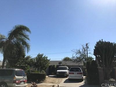 Santa Ana Single Family Home For Sale: 2310 W Saint Gertrude Place