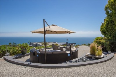 Laguna Beach Single Family Home For Sale: 1280 Pacific Avenue