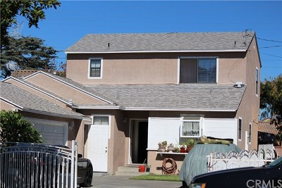 Pico Rivera Single Family Home For Sale: 3503 Greenglade Avenue