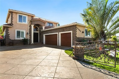 Downey Single Family Home For Sale: 11400 Lakewood Boulevard