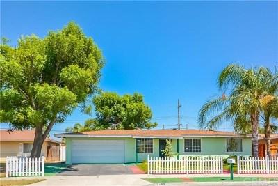 Riverside Single Family Home For Sale: 5489 Harold Street