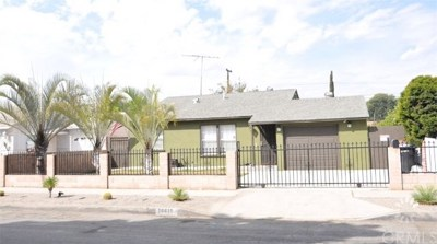 Norwalk Single Family Home For Sale: 14411 Cabrillo Avenue