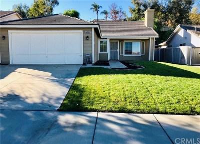 Corona Single Family Home For Sale: 13311 Bandera Drive