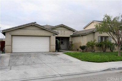 Single Family Home For Sale: 1058 Bramble Way