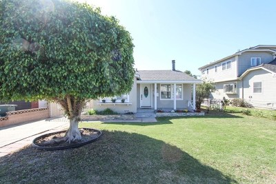 Torrance Single Family Home For Sale: 2570 El Dorado St.