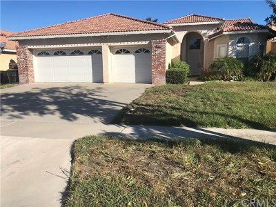 Single Family Home For Sale: 15974 Sunburst Drive