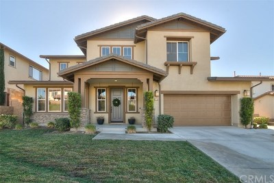 Riverside Single Family Home For Sale: 3184 Vista Terrace