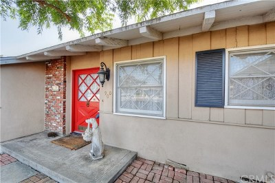La Habra Single Family Home For Sale: 900 Country Lane