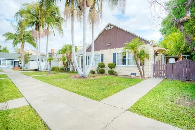 Anaheim Multi Family Home For Sale: 536 S Zeyn Street