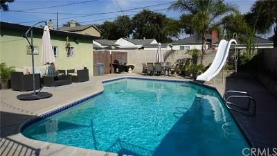 Fullerton Single Family Home For Sale: 416 N Locust Drive