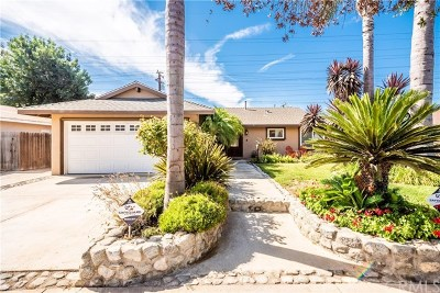 Huntington Beach Single Family Home For Sale: 10332 Kukui Drive