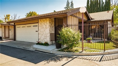 Santa Ana Single Family Home For Sale: 1261 Cabrillo Park Drive