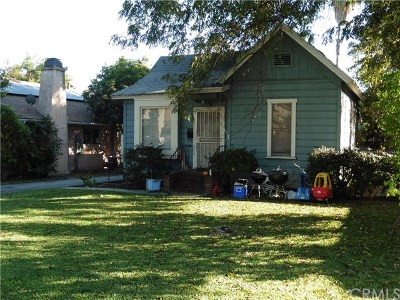 Pasadena Multi Family Home For Sale: 1570 Locust Street
