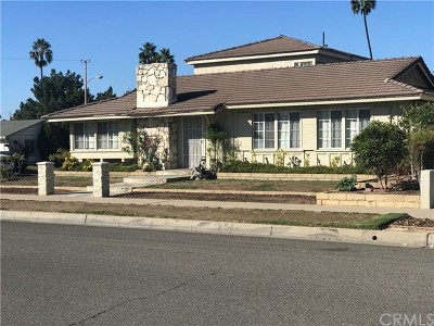 Orange CA Single Family Home For Sale: $765,000