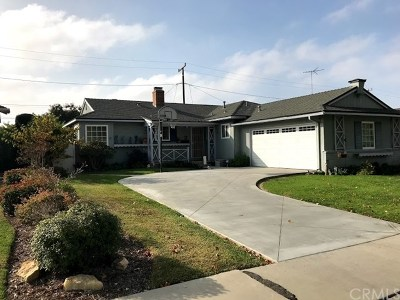 Whittier CA Single Family Home For Sale: $566,000