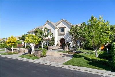 Yorba Linda Single Family Home For Sale: 19151 Green Oaks Road