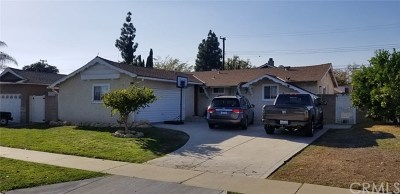 La Mirada Single Family Home For Sale: 11811 Singleton Drive