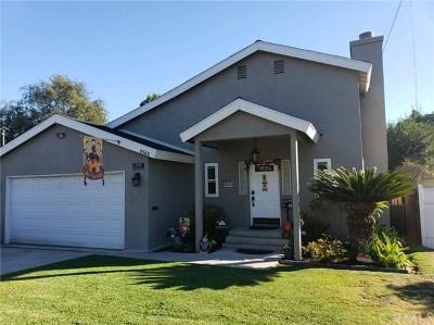 San Gabriel Single Family Home For Sale: 6568 N Vista Street