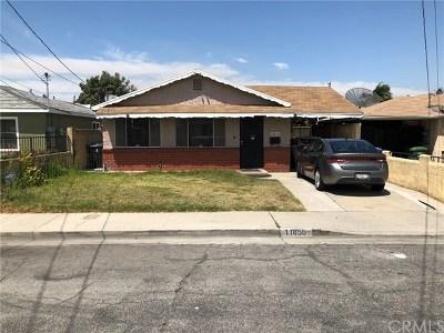 Norwalk Single Family Home For Sale: 11855 161st Street