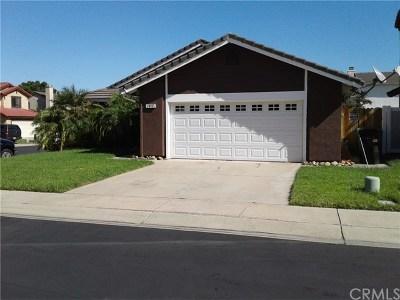 Corona Single Family Home For Sale: 1417 Fox