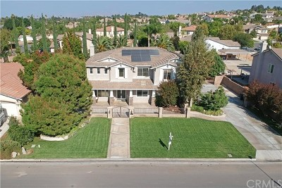 Riverside Single Family Home For Sale: 2389 Old Heritage Road