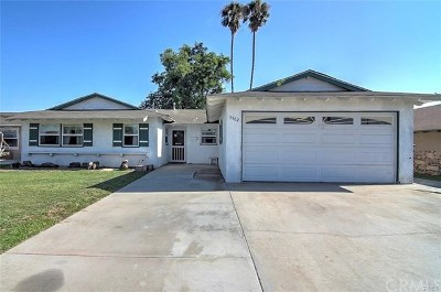 Orange County Single Family Home For Sale: 5562 Yuba Avenue