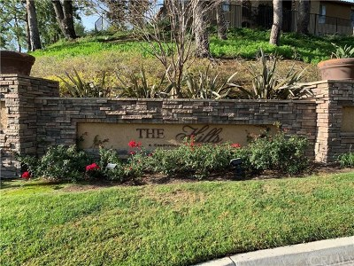 Yorba Linda Condo/Townhouse For Sale: 5470 Copper Canyon Road #2C