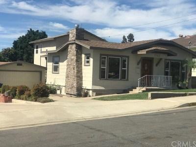 La Mesa Single Family Home For Sale: 7766 Orien Avenue