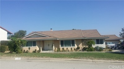 Chino Single Family Home For Sale: 12945 Hillcrest Drive