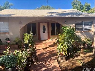 Menifee Single Family Home For Sale: 24850 Raymond Street