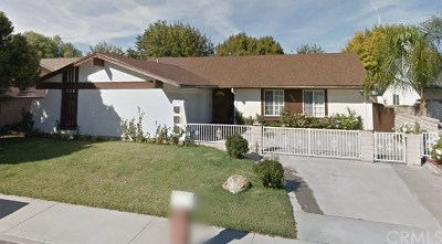 Valencia Single Family Home For Sale: 23963 Mill Valley Road