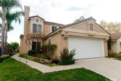 Yorba Linda Single Family Home For Sale: 21320 Via Del Halcon