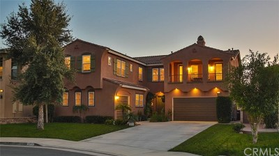Riverside Single Family Home For Sale: 15705 S Cliff Court
