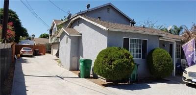 Baldwin Park Single Family Home Active Under Contract: 13836 Foster Avenue
