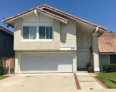 Buena Park Single Family Home For Sale: 8304 Galaxy Circle