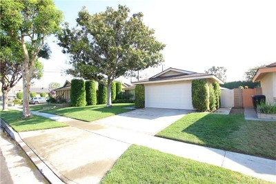 Garden Grove Single Family Home For Sale: 12282 Chase Street