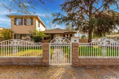 Fullerton Single Family Home For Sale: 2524 W Valencia Drive