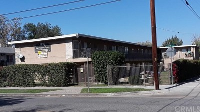 Riverside Multi Family Home For Sale: 1935 W Linden Street