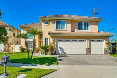 Cerritos Single Family Home For Sale: 17403 Jasmine Way