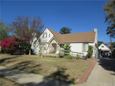 Pasadena Single Family Home For Sale: 559 Eldora Road