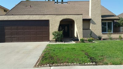 Cypress Single Family Home For Sale: 9681 Glenbrook Street